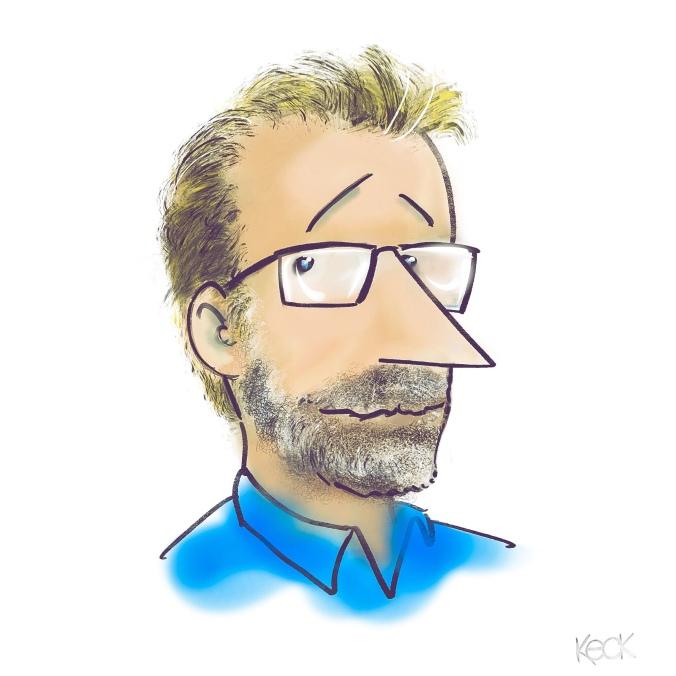 Foolish Author David Keck